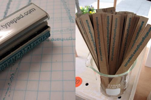 Cardstamp